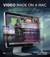 Video Made on a Mac: Production and Postproduction Using Apple Final-ExLibrary