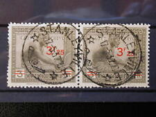 CONGO BELGE '1931  O,used 161A x 2 COB 20 EUR COUTUMES,OBLITERATION STANLEYVILLE