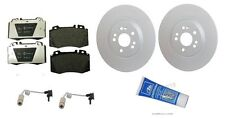 Mercedes W163 ML430 2000-2001 Best Quality Complete Front Brake KIT + Lubricant