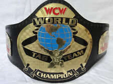 Wcw World Tag team Championship belt adult size