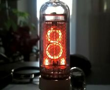 x5 IN-14 NIXIE TUBE, TESTED, Lightly Used, SAME DATE, made in USSR.