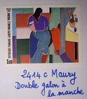 Timbre France Y&T 2414 Neuf** Variété Maury 2422c double galon à la manche 1986