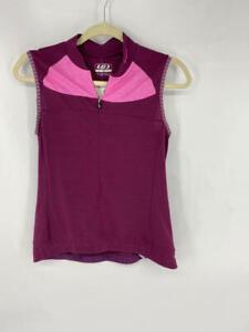 LOUIS GARNEAU WOMENS BEEZE 2 SL Cycling Jersey Magenta Purple/Pink Medium 35-37