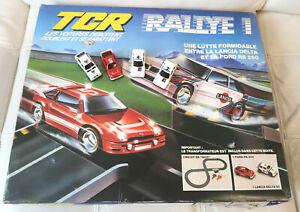 Circuit TCR Rallye 1 Lancia Delta + Ford RS200 + 2 Peugeot 205 Turbo 16 !!