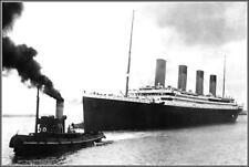 Photo: Marvelous: Titanic Under Way: Grand Tug Version