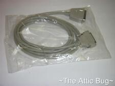 Parallel Printer Cable for Vintage Computers ~ 3m ~ New / Unused