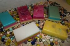 10 Lbs Of Overpour Soap'S.Goat'S Milk, Shea Butter & Olive Oil.Great Deal!