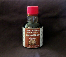 Papa's Tennessee Whiskey Essence  one 2 oz Bottle