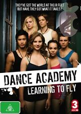 Dance Academy - Learning To Fly (DVD, 2010)