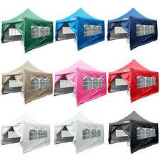 Quictent Silvox® 10x10u0027EZ Pyramid-roofed Pop Up Canopy Gazebo Party Tent 8  sc 1 st  eBay & Peaktop Awnings u0026 Canopies | eBay
