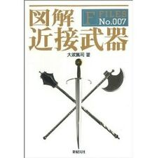 Melee Weapons Japanese Illustrated Reference Book