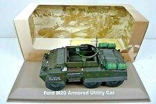 ATLAS  1:43 - REF.NO. KP06 FORD M20 ARMOURED UTILITY CAR UNITED STATES ARMY