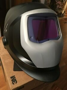 NEW 3M SPEEDGLAS WELDING HELMET W/BIG 9100XX ADF W/EXTRAS SHIPS FREE BEST DEAL!!