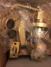 Arrow ML11 SR Sierra Lever Cylindrical Entrance ML11-SR-03 Bright Brass  - NEW