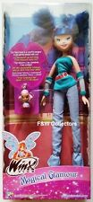 """WINX CLUB MAGICAL GLAMOUR MUSA DOLL 10"""" SEALED NEW"""