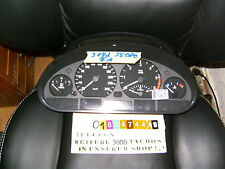 instrument cluster bmw e46 3er 62116940870 bosch cluster cockpit clock