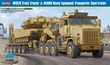 HobbyBoss 1 35 - Oshkosh M1070 Truck Tractor and M1000 Hets