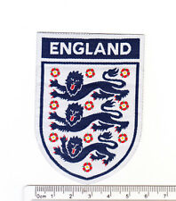kiTki England soccer team football iron-on embroidered patch emblem applique