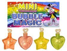 48 x MINI MAGIC TOUCHABLE BUBBLES PARTY FAVOURS LOOT BAG FILLERS TOYS