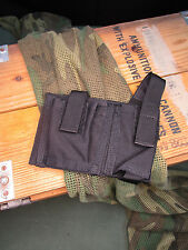 LONDON BRIDGE TRADING LBT HANDCUFF AND MAGAZINE BELT MOUNTED POUCH - BLACK
