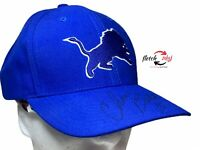 Detroit Lions Charlie Batch #10 Autographed Hat New with tags
