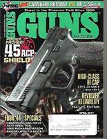 Guns Magazine - April 2017 - Four .44 Specials, Revolver Reliability, Ruger