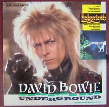 Labyrinth Maxi 45 Tours David Bowie George Lucas 1986