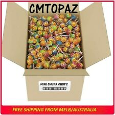 Chupa Chups Lollipops Assorted Flavour- Select 35/50/100/150 PCS FREE SHIPPING