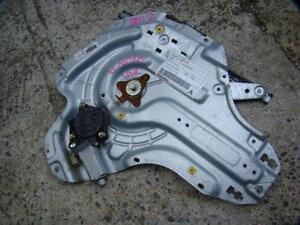 HYUNDAI ELANTRA RIGHT REAR WINDOW REGULATOR/ MOTOR XD SII, POWER, 10/03-07/06