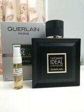 Guerlain L'Homme Ideal Intense EDP 5ML Glass Travel Spray Atomizer Sample