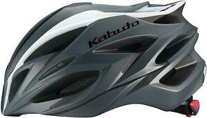 OGK Bicycle Helmet KABUTO STEAIR XXL/XXXL(63-66cm) Line Mat White
