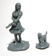 1 x DOROTHY WILD WEST OZ - BONES REAPER figurine miniature rpg 80062