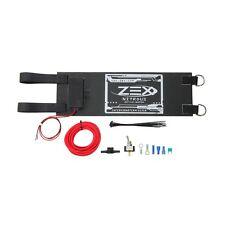 ZEX 82006 WIRE-IN 10 LBS NITROUS BOTTLE HEATER MAINTAINS PRESSURE