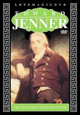 Various-Edward Jenner: The Man Who Cured Smallpox  DVD NEW **Quantity Sale Item*