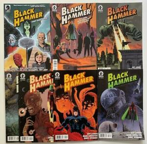 Black Hammer #1 to #13 complete series + Annual (Dark Horse 2016) FN+ to VF+