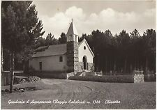 GAMBARIE D'ASPROMONTE - CHIESETTA - S.STEFANO ASPROMONTE (REGGIO CALABRIA) 1961