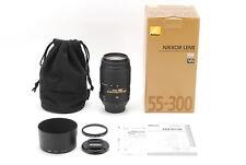 [ MINT ] Nikon AF-S DX NIKKOR 55-300mm F/4.5-5.6G ED VR Free/S from Japan #8146