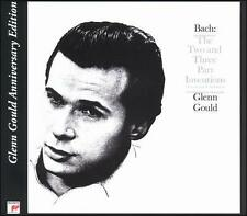 Bach: The Two and Three Part Inventions Glen Gould Anniversary Edition