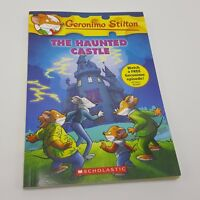 Geronimo Stilton Haunted Castle Halloween 2011 Number 46 Chapter Book