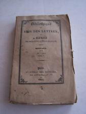 LIVRE ANCIEN POUR COLLECTION , BIBLIOTHEQUE DES AMIS DES LETTRES , REGNARD .1930