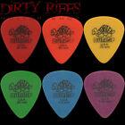 12 x Dunlop Tortex Standard Guitar Picks Plectrums - Your Choice Of Size / Type