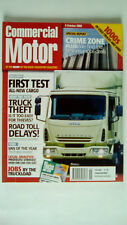 Commercial Motor Magazine 9th October 2003