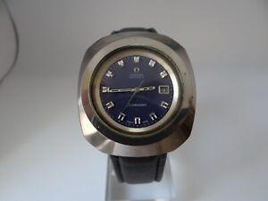 Omega Seamaster Anakin Skywalker Tungsten Automatic Cal 565 Ref 166.078 Vintage