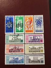 Poland Stamps 1964 Used Anniversary Of The People's Republic Of Poland