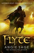 Flyte: Septimus Heap Book 2 (Rejacketed) - New Book Sage, Angie