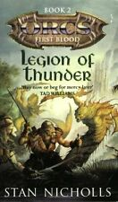Legion Of Thunder: 2 (Orcs),Stan Nicholls