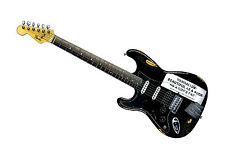 Kurt Cobain's Vandalism Stratocaster POSTER PRINT A1 Size