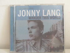 CD ALBUM JOHNNY LANG Wander this world 540989 2