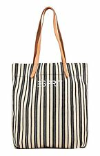 ESPRIT Carol Canvas Tote Bag Black