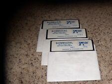 "Bombuzal IBM PC/Tandy 5.25"" disks"